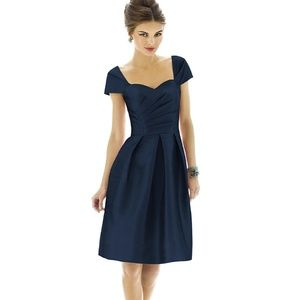 Alfred Sung Cocktail Dress size medium petite